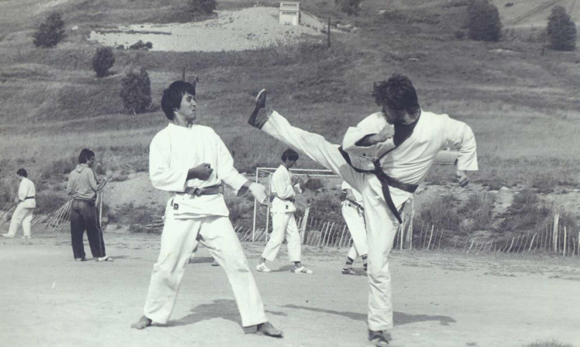 History Shotokan Karateschule